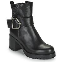 Shoes Women Mid boots Sweet Lemon PIRLOU Black