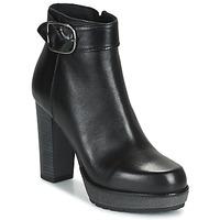 Shoes Women Mid boots Sweet Lemon SEODO Black