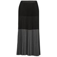 Clothing Women Skirts Ikks COLUMBA Black