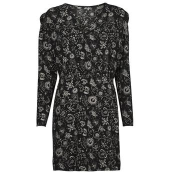 Clothing Women Short Dresses Ikks KIMEO Black