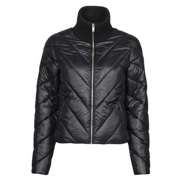 Clothing Women Duffel coats Ikks DAMIA Black