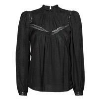 Clothing Women Shirts Ikks CHANFE Black
