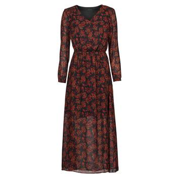 Clothing Women Long Dresses Ikks LELIA Multicolour