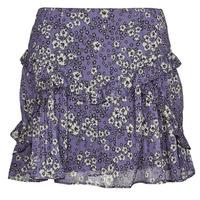 Clothing Women Skirts Ikks SEEH Blue