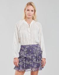 Clothing Women Tops / Blouses Ikks FANILA Ecru