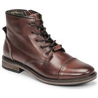Shoes Men Mid boots Bugatti MARCELLO I Brown