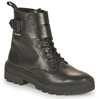 Shoes Women Mid boots Palladium Manufacture CULT 03 NAP Black