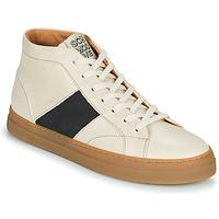 Shoes Men Hi top trainers Schmoove SPARK LOW BOOTS Beige