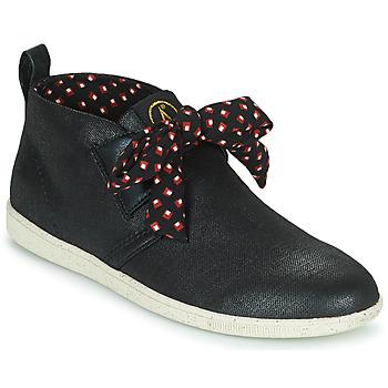 Shoes Women Hi top trainers Armistice STONE MID CUT W Black
