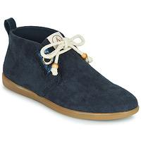 Shoes Women Hi top trainers Armistice STONE MID CUT W Blue