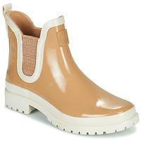 Shoes Women Wellington boots Armistice DROP BEETLE W Beige