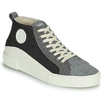 Shoes Men Hi top trainers Armistice FOXY MID LACE M Black