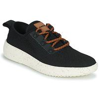 Shoes Men Low top trainers Armistice VOLT HOOK M Black