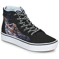 Shoes Boy Hi top trainers Vans SK8-HI Black