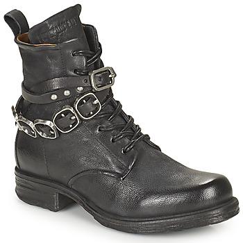 Shoes Women Mid boots Airstep / A.S.98 SAINTEC BRIDE Black