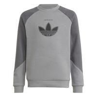 Clothing Children Sweaters adidas Originals DREZZ Grey