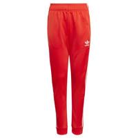 Clothing Children Tracksuit bottoms adidas Originals HANA Red