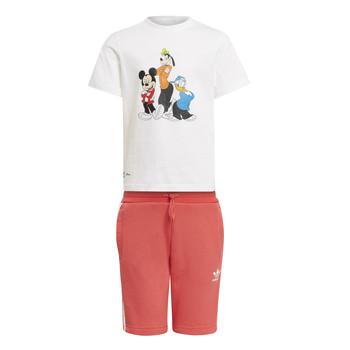 Clothing Children Sets & Outfits adidas Originals BONNUR Multicolour