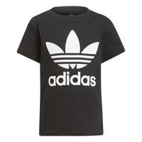 Clothing Children Short-sleeved t-shirts adidas Originals CHANTIS Black