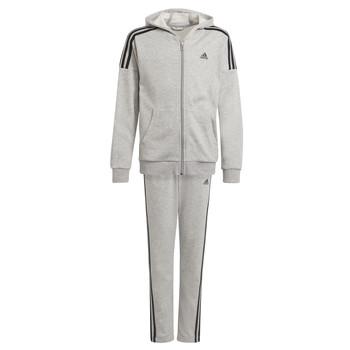 Clothing Boy Tracksuits adidas Performance JULIA Grey