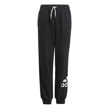 Clothing Boy Tracksuit bottoms adidas Performance DRESSIN Black