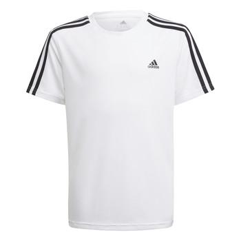 Clothing Boy Short-sleeved t-shirts adidas Performance AYMERICA White