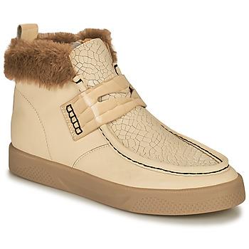 Shoes Women Hi top trainers Mam'Zelle AMOR White