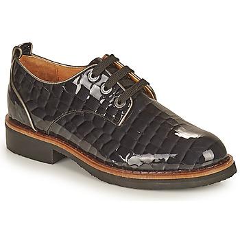 Shoes Women Derby Shoes Mam'Zelle JAVA Black