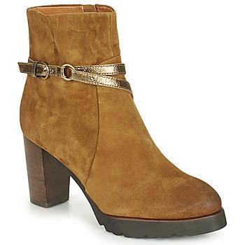 Shoes Women Ankle boots Mam'Zelle UGA Camel