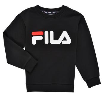 Clothing Children Sweaters Fila VINTINIA Marine