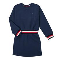 Clothing Girl Short Dresses Tommy Hilfiger ARNO Marine