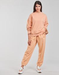 Clothing Women Tracksuit bottoms Levi's WFH SWEATPANTS Pink