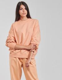 Clothing Women Sweaters Levi's WFH SWEATSHIRT Pink