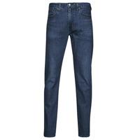 Clothing Men Slim jeans Levi's 513 SLIM TAPER Blue