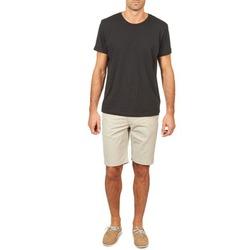 Clothing Men Shorts / Bermudas Serge Blanco 15144 BEIGE