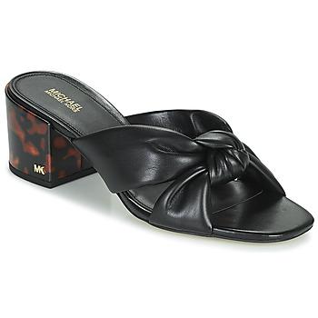 Shoes Women Mules MICHAEL Michael Kors JOSIE Black