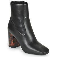 Shoes Women Ankle boots MICHAEL Michael Kors MARCELLA Black