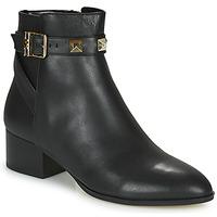 Shoes Women Mid boots MICHAEL Michael Kors BRITTON Black
