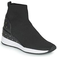 Shoes Women Hi top trainers MICHAEL Michael Kors SKYLE Black