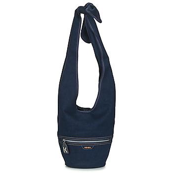 Bags Women Small shoulder bags Kenzo KENZO ONDA Blue