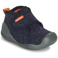 Shoes Children Slippers Biomecanics BIOHOME Marine