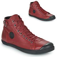 Shoes Women Hi top trainers Pataugas LATSA  sangria