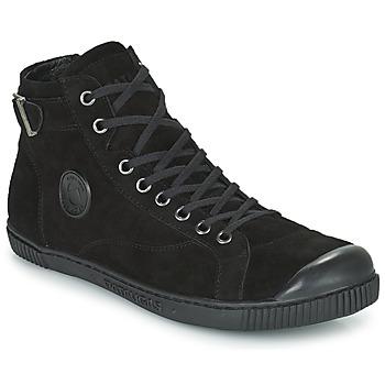 Shoes Women Hi top trainers Pataugas LATSA Black