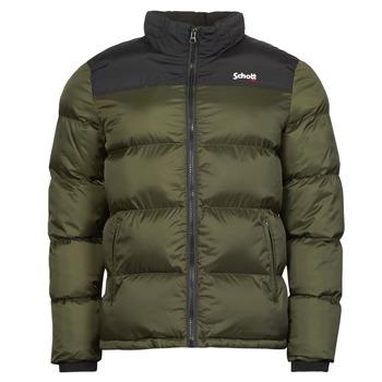 Clothing Duffel coats Schott UTAH Kaki