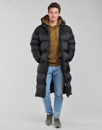 Clothing Men Duffel coats Schott 2190 MAX Black