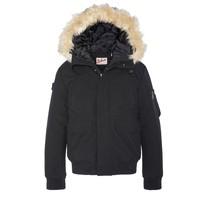 Clothing Children Jackets Schott WINTON Black