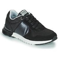 Shoes Women Low top trainers Pepe jeans VERONA PRO FUN Black