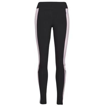 Clothing Women Leggings adidas Performance WECEBLEG Black / Pink