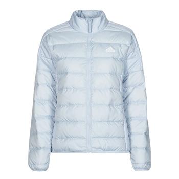 Clothing Women Duffel coats adidas Performance WESSDOWN Blue / Halo