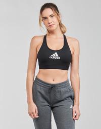 Clothing Women Sport bras adidas Performance DESTASK Black